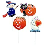 CK Products 1.5 Inch Halloween Picks, Package of 24