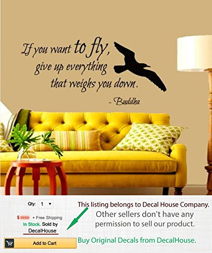 wall-decals-vinyl-decal-sticker-buddha-quote-if-you-want-to-fly-give-up-everything-that-weighs-you-d