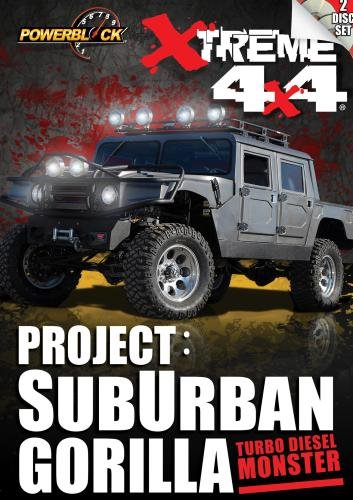 Project: SubUrban Gorilla