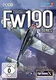 Flight Simulator X - Focke-Wulf Fw 190A  (CD-ROM