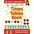 Carol Vorderman's Times Tables Book (Made Easy)
