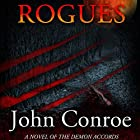 Rogues Audiobook by John Conroe Narrated by James Patrick Cronin