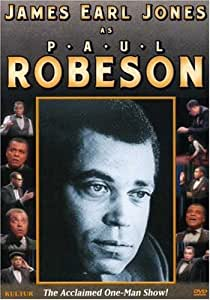 Paul Robeson - James Earl Jones One Man Show