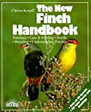 The New Finch Handbook (New Pet Handbooks)