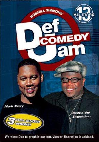 Def Comedy Jam, Vol. 13 [VHS]