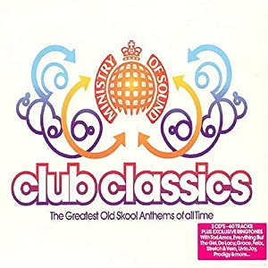Various Artists - Move Your Feet: The Best Of Club Classics