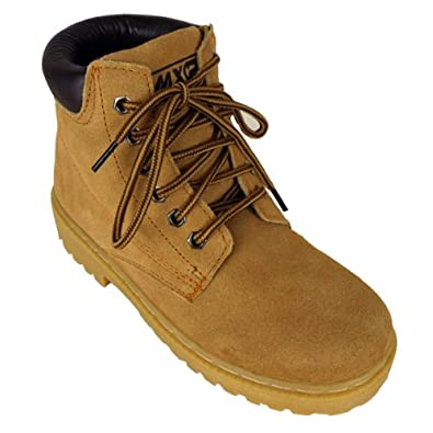 womens sand suede leather desert boot leisure ankle boots