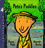 Pete's Puddles (My First Weather Books)