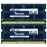MacMemory Net 16GB DDR3 1867MHz PC3-14900 SO-DIMM Kit for Apple iMac Late 2015 (2x 8GB)