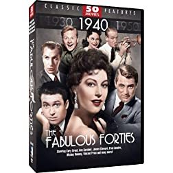 Fabulous Forties - 50 Movie Set