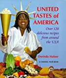 img - for United Tastes of America: American Cooking from Around the World (A Channel Four book) book / textbook / text book