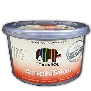 caparol amphisilan nqg nano quarz gitter technologie 12 5 liter wei baumarkt. Black Bedroom Furniture Sets. Home Design Ideas