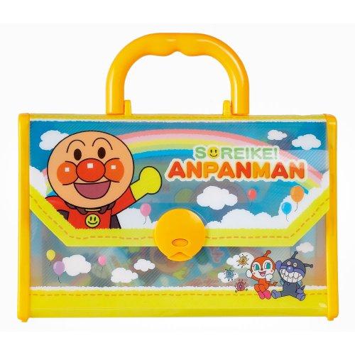 サンスター アンパンマン おえかきバッグセット それいけ!アンパンマン 1060010B