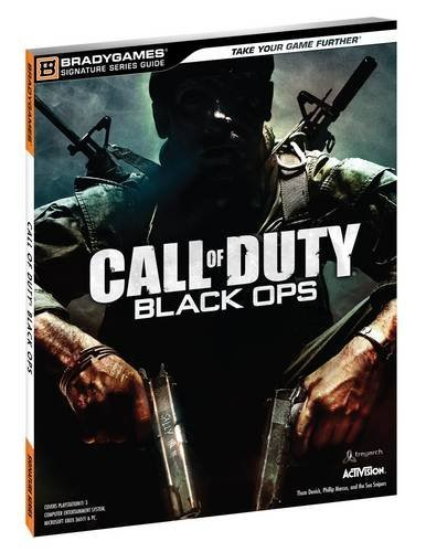 Call of Duty: Black Ops Signature Series (Brady Games Signature Series)