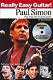 echange, troc Paul Simon - Really Easy Guitar Paul Simon + CD