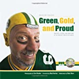 img - for Green Bay Packers: Green, Gold, and Proud with DVD book / textbook / text book