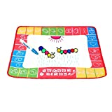 Cormose 48*36CM Water Drawing Painting Writing Mat Board Magic Pen Doodle Toy