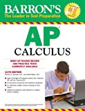 Barrons AP Calculus, 11th Edition