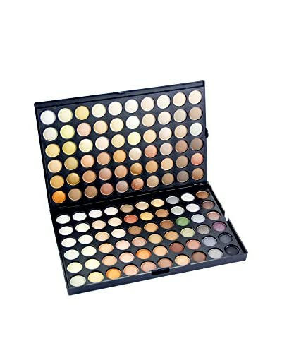 Crown Brush 120-Color Neutral Eye Shadow Palette