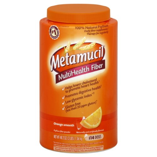 Metamucil - Orange Fiber (48.2 oz.)