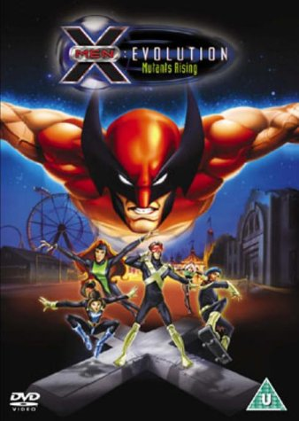 X-Men - Evolution: Mutants Rising [DVD]