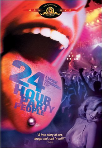24 Hour Party People Drum & Bass Rave Raver raving movie DVD