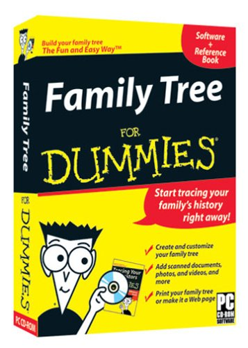 Family Tree For DummiesB0001IQQ04