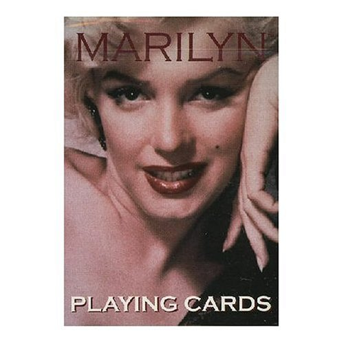 The U.S. Playing Card Co. Marilyn Monroe Playing Cards - Buy The U.S. Playing Card Co. Marilyn Monroe Playing Cards - Purchase The U.S. Playing Card Co. Marilyn Monroe Playing Cards (The U.S. Playing Card Co., Toys & Games,Categories,Games,Card Games,Standard Card Decks)