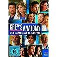 Grey's Anatomy: Die jungen Ärzte - Die komplette 8. Staffel [6 DVDs]