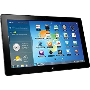 "est Samsung Premium Series 7 11.6"" Slate Tablet/Laptop with Docking (Intel Core i5 Processor, 4GB RAM, 128GB SSD, HDMI, Dual Webcam, Bluetooth, Windows 7 Professional)(Certified Refurbished)"