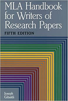 Mla handbook for writers of research papers joseph gibaldi free download