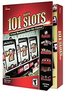 Masque 101 Bally Slots