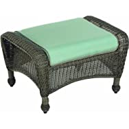North Cape Int'l/Furn. DIB3280OT-WI-5413-48031 Glenwood Ottoman With Cushion