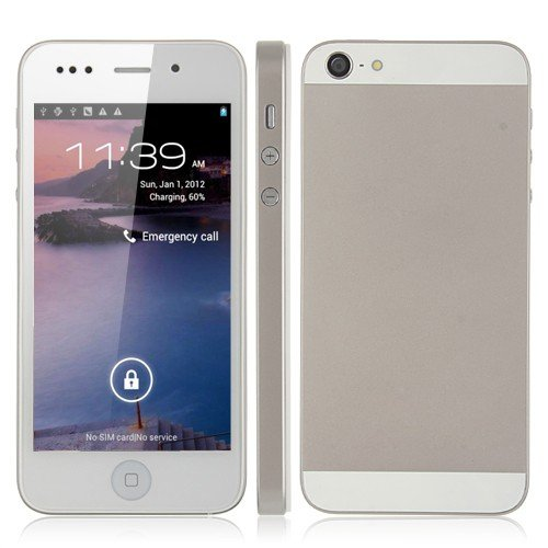 Unlocked Quadband Dual sim Android 4.0 3G Smart