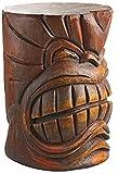 The Kanaloa (Teeth) Grand Tiki Sculptural Table Sculpture Garden Patio Decor NEW ;from#alicelittleshoponline
