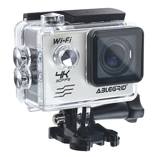 ABLEGRID-AG9000-30-meter-Waterproof-16MP-20-inch-WIFI-Ultra-HD-4K-Sports-Action-Camera-with-170-wide-Angle-Lens-Silver