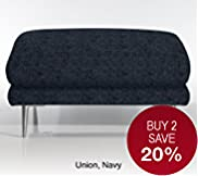 Conran Byron Footstool