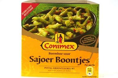 Boemboe Voor Sajoer Boontjes (Beans Stir Fry Mix) - 3.5oz (Pack of 1)