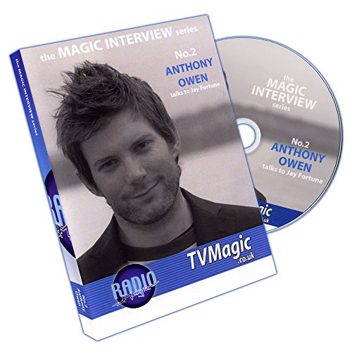 MMS Anthony Owen Talks to Jay Fortune No.2 The Magic Interview Series Trick Kit