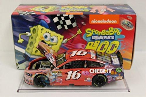 greg-biffle-2015-cheez-it-spongebob-squarepants-124-nascar-diecast-by-lionel-racing