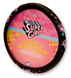 51GEdpm01JL. SL160  Supergirl Stars Steering Wheel Cover