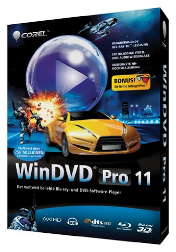 Corel WinDVD Pro 11 MiniBox (DE) (Corel Windvd compare prices)