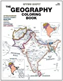 img - for By Wynn Kapit Geography Coloring Book (3rd Edition) book / textbook / text book