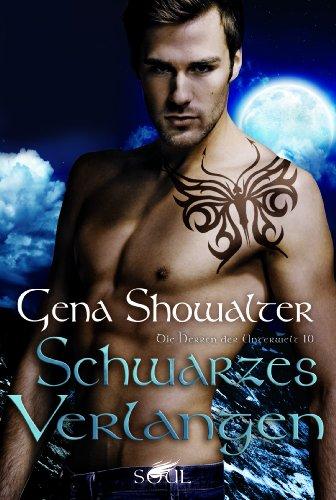 Gena Showalter - Schwarzes Verlangen