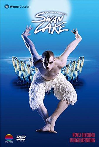 マシュー・ボーンの『白鳥の湖』2010年版<DVD>