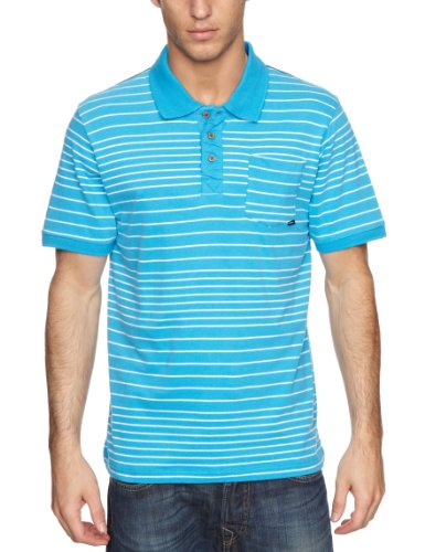 O'Neill Stringer Men's Polo Blue Aop Small