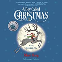 A Boy Called Christmas audio book