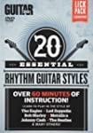 Guitar World -- 20 Essential Rhythm G...