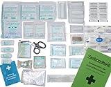 Komplett-Set Erste-Hilfe DIN 13157 EN 13 157 PLUS 1 für...