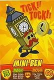 MINI BEN Worldies - Series 2 Moshi Monsters Mash Up Trading Card.